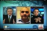 CNN Dinero: La Razón Trás Debacle En Economía Venezolana Febrero 13,2014