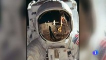 La NASA muestra 8000 fotografas inditas de la llegada del hombre a la luna Telediario - RTVEes A la Carta