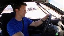 DeLorean vs KITT vs General Lee Hollywood Cars Top Gear USA Series 2