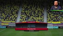Fifa 16 Türkiye Kariyeri   Dünya Kupasi Gruplar   SON 1 Bölüm   Türkçe oynanış   Ps4