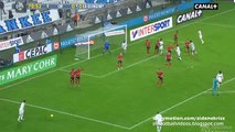 Mauricio Isla Super chance - Olympique Marseille v. Guingamp 10.01.2016 HD
