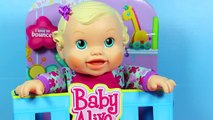 BABY ALIVE BOY BABY DOLL Baby Alive Doll is a BIG SISTER Newborn Baby Doll Toys Surprise T