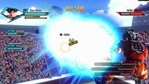 Gohan Vegeta Goku Vs Krilin Nappa Radizt DRAGON BALL XenoVerse BATALLAS @maxtuningjuegos