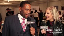 Anthony Anderson, Abigail Fraher,  Blackish TV Show, Secret Room Events, Golden Globes 2016