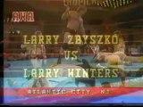 Larry Zbyszko vs Larry Winters