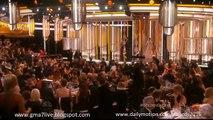 Golden Globes 2016 - Mr. Robot Wins Best TV Show Acceptance Speech Winner Golden Globe Awards 2016