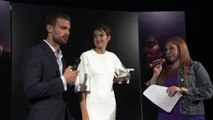 Check Out Divergent Star Theo James Beatboxing!
