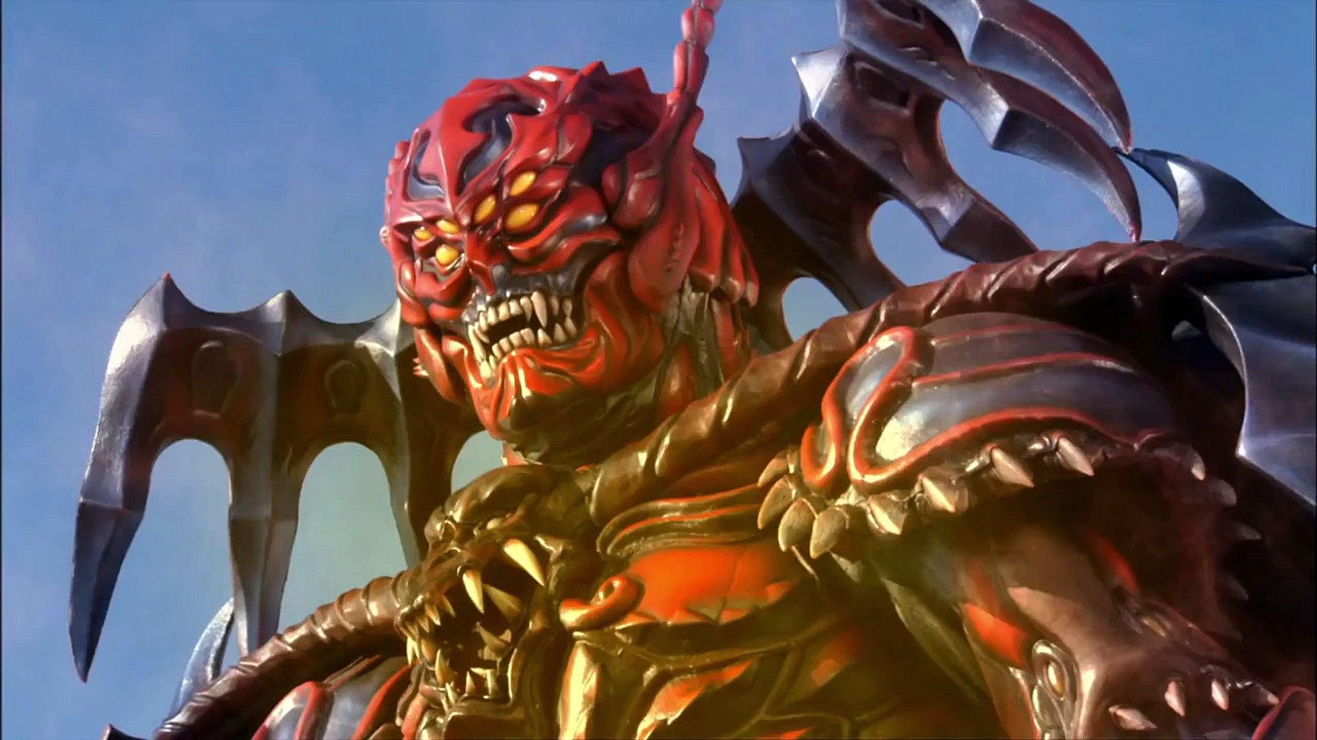 Power Rangers Samurai Season 02 Episode 021 Samurai Forever