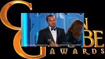 Golden Globes 2016 - Leonardo Dicaprio Acceptance Speech Winner Golden Globe Awards 2016