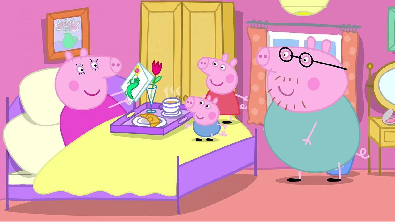 Peppa Pig: Mummy Pigs Birthday