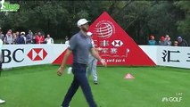 Rory McIlroy Thrashed 3 Wood Super Slow Motion Golf Swing 2015 WGC HSBC