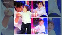 Shahrukh's Son AbRam DANCES In Car _ Dilwale