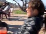 Ben Arfa joue à la pétanque avec ses pieds