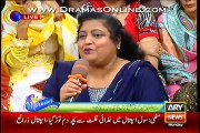 The Morning Show With Sanam Baloch-11th January 2016-Part 4-Child Labour And Its Disadvatages On Our Society