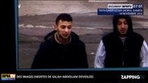 Attentats de paris : Les premières images inédites de la cavale de Salah Abdeslam dévoilées