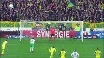 Nantes 2-1 St Etienne (Ligue1)