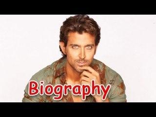 Hrithik Roshan - The Greek  God Of Bollywood   Biography