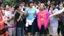 Dance with the students of Luong The Vinh Hanoi school in Mai Chau | Vietnam Travel