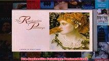 PreRaphaelite Paintings Postcard Book