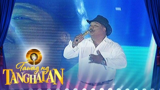 Tawag ng Tanghalan: Daddy D remains the Tawag ng Tanghalan defending champion