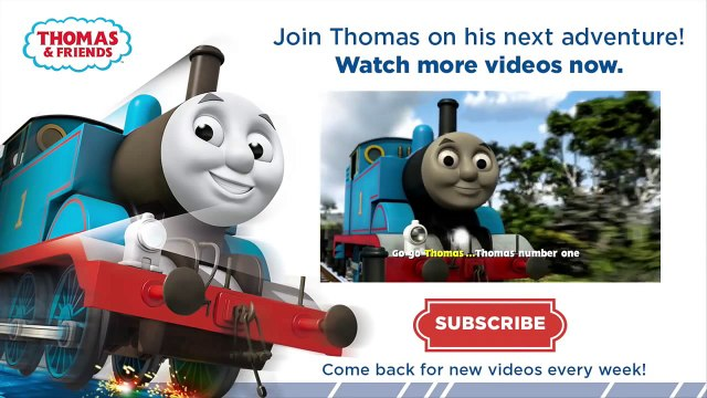 Thomas & Friends UK: Edward Becomes A Hero