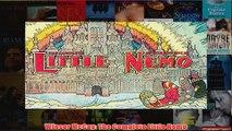 Winsor McCay The Complete Little Nemo