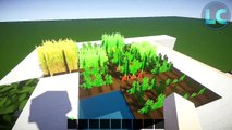 Minecraft Lets Build 8x8 Modern House Tutorial + Download