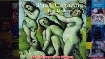 Paul Cézanne The Bathers