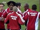 EA GUINGAMP Didier Drogba à Guingamp