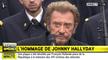 L'hommage de Johnny Hallyday place de la république - Zapping People 11/01/2016