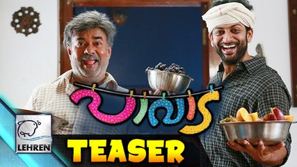 Paavada Malayalam Movie Official Teaser | Prithviraj Sukumaran | Review