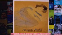 Auguste Rodin Drawings and Watercolours