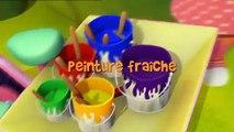 Dessins Animés Grabouillon - Peinture fraiche [ Episode 1 ] Français