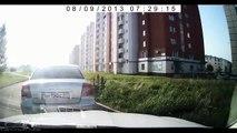 Acidente de carro Compilação || acidente de viação #53