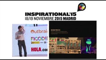 Hugo Giralt keynote en #Inspirational15