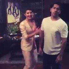 Indain actress Jacqueline Fernandez show boobs wish brihtday By Daily Fun