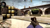 Funny Counter Strike Moments - CS GO Minigames SAW The Pro Noobs