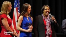 In the Recording Studio With Ben Carsons Wife, Candy Carson