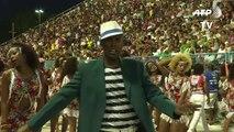 Ensaios técnicos das escolas de samba animam a Sapucaí