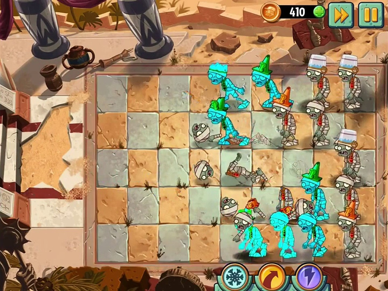 овощи против зомби 2 игра египед часть 2 # 1