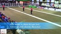 Mène 1, 35ème Trophée Charles Béraudier, Sport Boules, Lyon Sport Métropole 2016