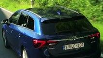Toyota Avensis FL 2015 (PL) test i pierwsza jazda próbna