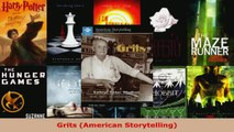 Read  Grits American Storytelling EBooks Online
