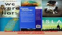PDF Download  Stevens  Lowes Human Histology 4e HUMAN HISTOLOGY STEVENS Download Online