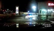 Quand les policiers américains rangent des caddies