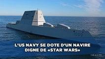 L'US Navy se dote d'un destroyer digne de «Star Wars»