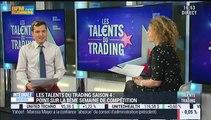 """Les Talents du Trading, saison 4: """"Rien n'est joué jusqu'à la dernière minute, chacun essayera de se défendre"""", Henry-Brice Glachant - 09/12"""