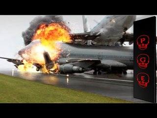 Los 10 accidentes aéreos más letales de la historia