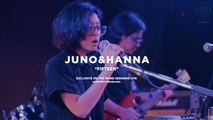 Juno and Hanna - Juno and Hanna   Fifteen (Live on The Wknd Sessions, #98)