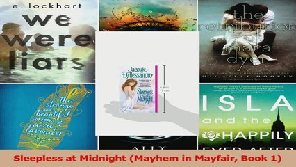 Sleepless at Midnight (Mayhem in Mayfair)
